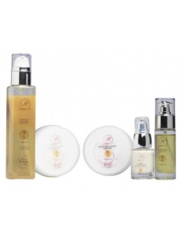 SUPER SET ZAFFERANO CREMA...